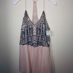 Zara (trafaluc) romper/jumpsuit